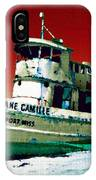 S.s. Hurricane Camille - 3 IPhone Case