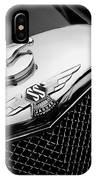 Ss Jaguar IPhone Case