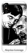 St. Aloysius Gonzaga - Jlalg IPhone Case