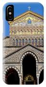 St Andrews Cathedral In Amalfi IPhone Case