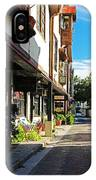 St Augustine I IPhone Case