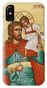 St Christopher IPhone Case