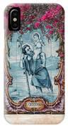 St Christovao -st Christopher IPhone Case