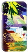 St. George's Harbour IPhone Case
