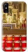 St. Hyacinth Basilica IPhone Case