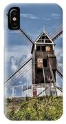 St. Janshuis Windmill IPhone Case