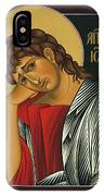 St. John The Apostle 037 IPhone Case