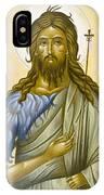 St John The Forerunner IPhone Case