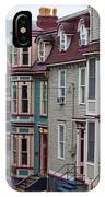 St Johns In Newfoundland IPhone Case