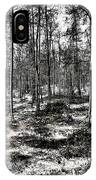 St Lawrence's Wood, Hartshill Hayes IPhone Case