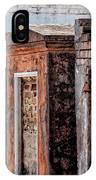 St. Louis 1 Tombs--nola IPhone Case