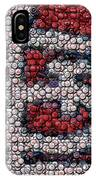 St. Louis Cardinals Bottle Cap Mosaic IPhone Case
