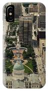 St. Louis Overview IPhone Case