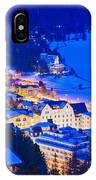 St. Moritz IPhone Case