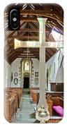 St Mylor Altar Cross IPhone Case