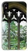 St Nicholas And St Magnus Church Window - Impressions IPhone Case