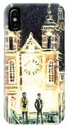 St Nicolaaskerk Church IPhone Case