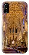 St Patrick's Cathedral IPhone Case
