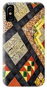 St. Patrick's Cathedral Mosaic Floors IPhone Case