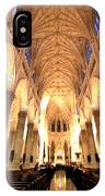 St. Patricks Cathedral IPhone Case