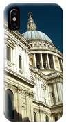 St Pauls Cathedral London 2 IPhone Case