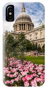 St Pauls Summer IPhone Case