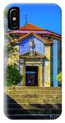 St. Sebastian's Chapel IPhone Case