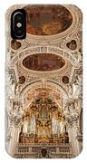 St. Stephen Cathedral Interior IPhone Case