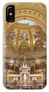 St. Stephen's Basilica IPhone Case