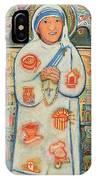 St. Teresa Of Kolkata IPhone Case
