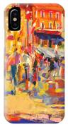 St Tropez Promenade IPhone Case
