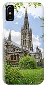 St Wulfram's Grantham IPhone Case