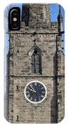 St Wystan's Bell Tower IPhone Case