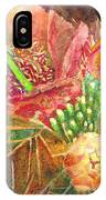 Staghorn In Bloom IPhone Case