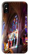 Stain Glass Cathedral IPhone Case