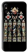 Stained Glass At St. John's IPhone Case