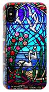 Stained Glass Beauty #20 IPhone Case