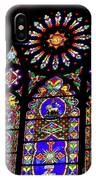 Stained Glass Beauty #46 IPhone Case