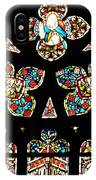 Stained Glass Glory IPhone Case