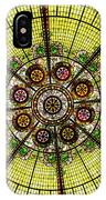 Stained Glass Kaleidoscope IPhone Case