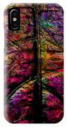 Stained Glass Not IPhone Case