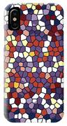 Vector Stained Glass IPhone Case