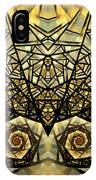 Stained Glass Summer IPhone Case