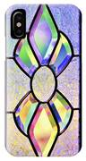 Stained Glass Watercolor IPhone Case