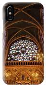 Windows Of Saint Chapelle IPhone Case