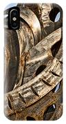 Stainless Abstract IPhone Case