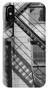 Stair Shadows IPhone Case