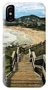 Stairway To Beach IPhone Case