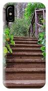 Stairway To Beauty IPhone Case