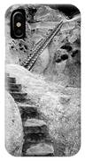 Stairways To The Kiva IPhone Case